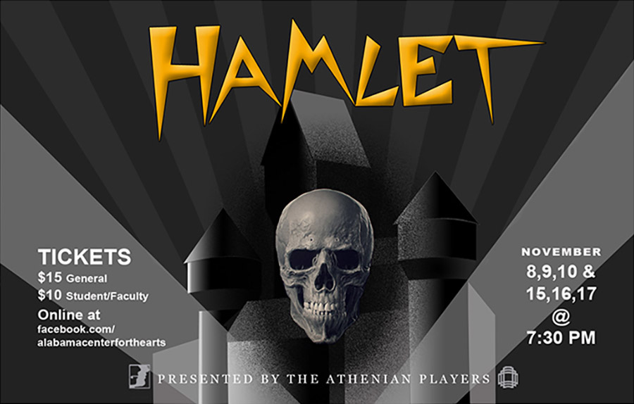 Athenian Players present Hamlet