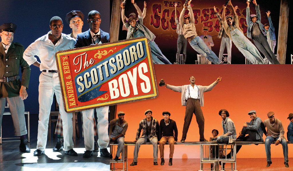 The Scottsboro Boys Musical