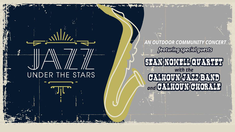 Calhoun Jazz Band presents Jazz Under the Stars
