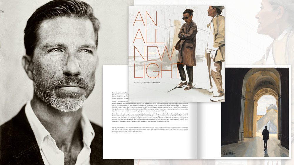 An All New Light by Prentiss Douthit