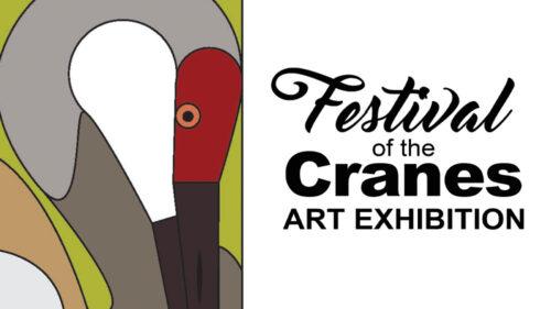 Festival of the Cranes Art Exhibition