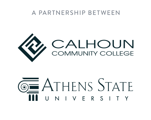 A partnership between Calhoun Community College and Athens State University